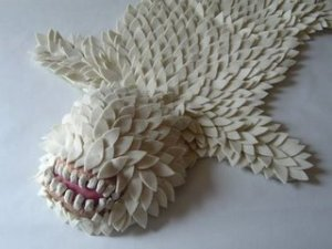 Monster Skin Rug by Longoland